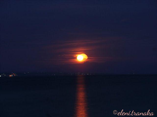 Ελένη Τράνακα: Πανσέληνος / Full Moon