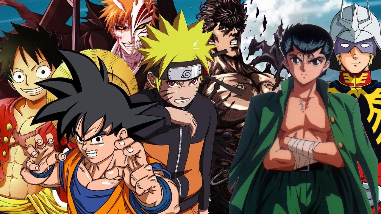 The Best Anime Story Arcs of All Time (com imagens ...