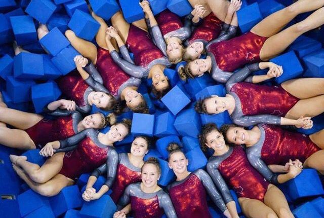 Gymnastics Team Picture Idea Gymnastics Gymnastics Gymnastics