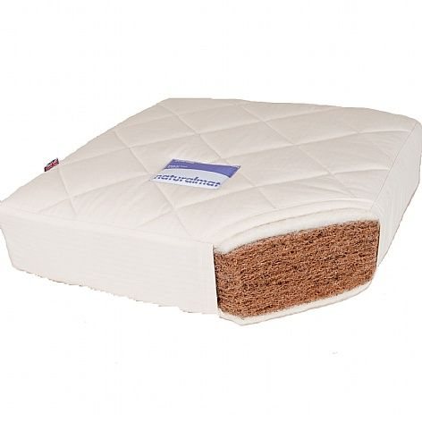 Natural Mat Usa Organic Coir And Organic Lambswool Extremely Breathable Excellent