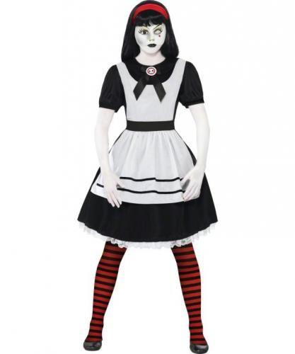 disfraz de mueca asesina adulto living dead dolls