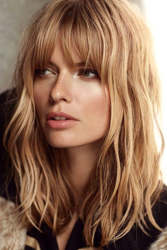These 7 Tips Will Actually Make Your Bangs Behave