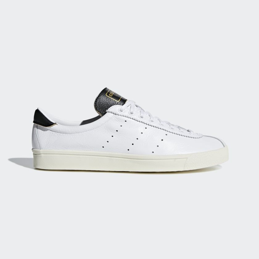 adidas Originals – Lacombe – Sneaker aus Leder in Weiß