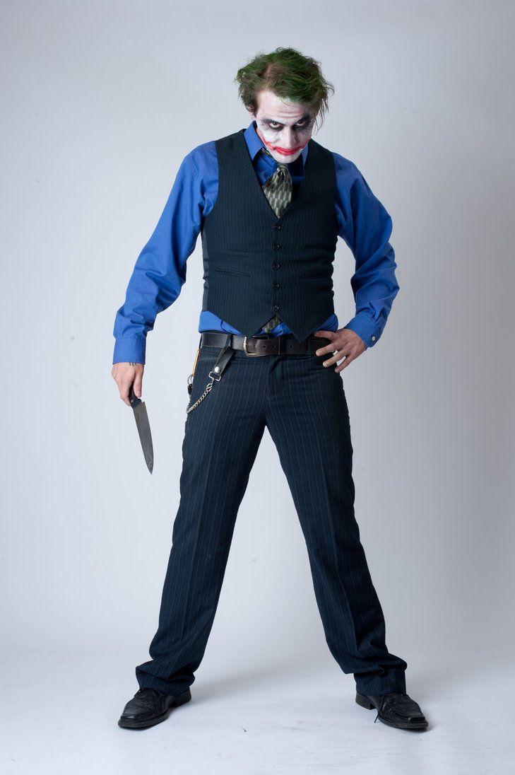 Matt Joker 1a by jagged-eye