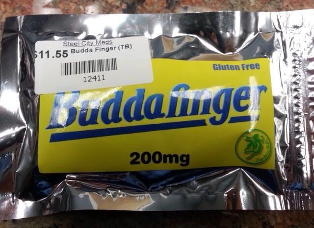 Buddafinger