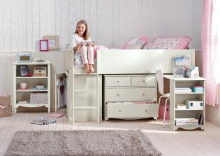 Buy Ella Midi Sleeper From The Next Uk Online Shop Childrens Furniture Childrens Bedroom Furniture Furniture