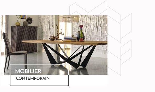 Meuble design et mobilier contemporain décoration et horloges pour aménager votre intérieur