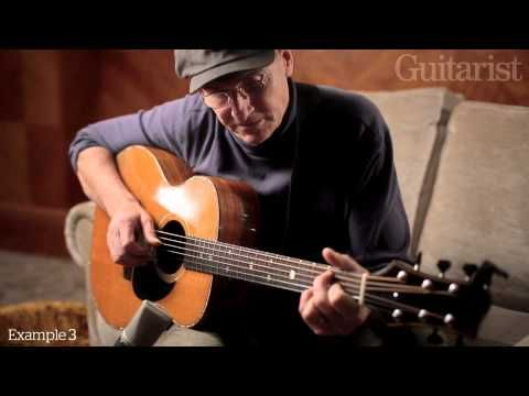 James Taylor On Playing And Technique Exclusive Video For Guitarist