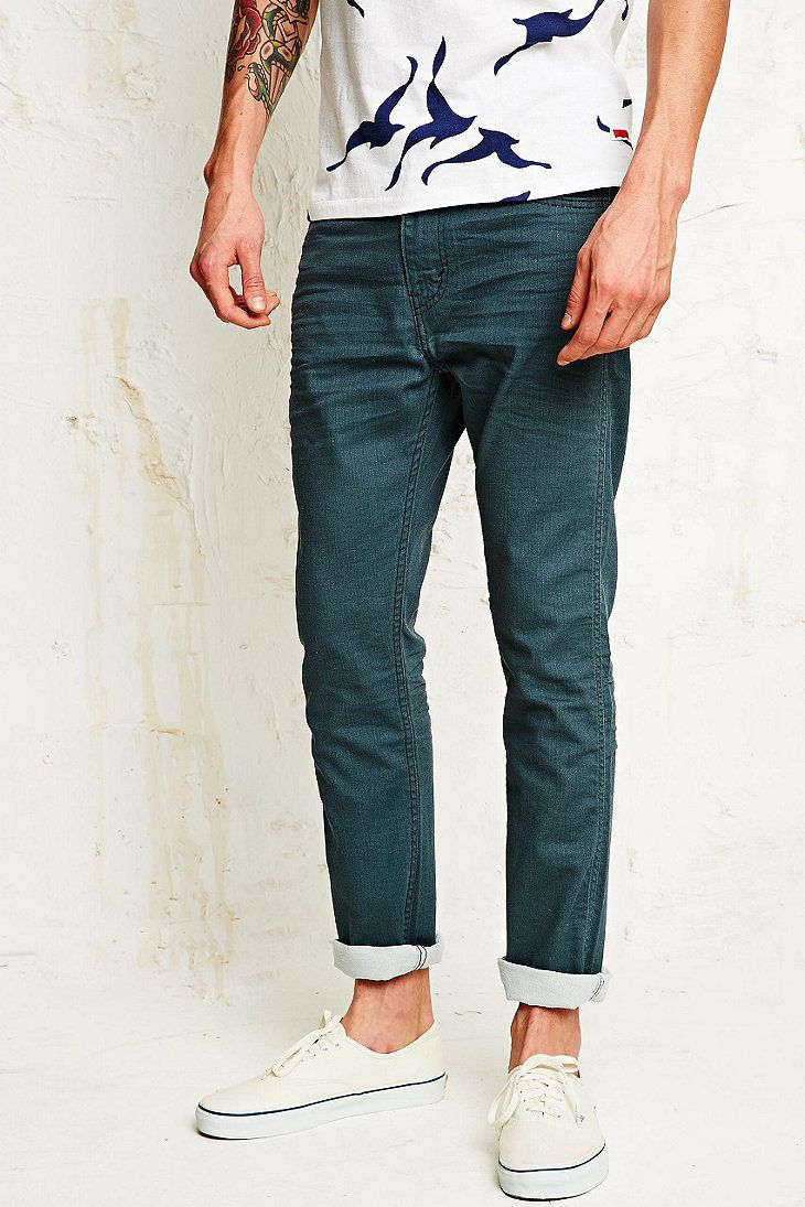 Classic Levi's Mens 510 Skinny Fit Jeans Mens Jeans Buy Jeans for Men COLOUR-blue canyon