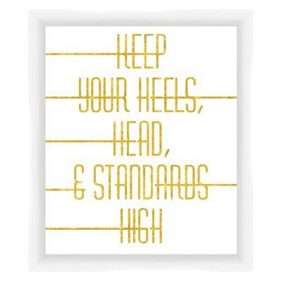 PTM Images Keep Your Head High Wall Art - 1-28647