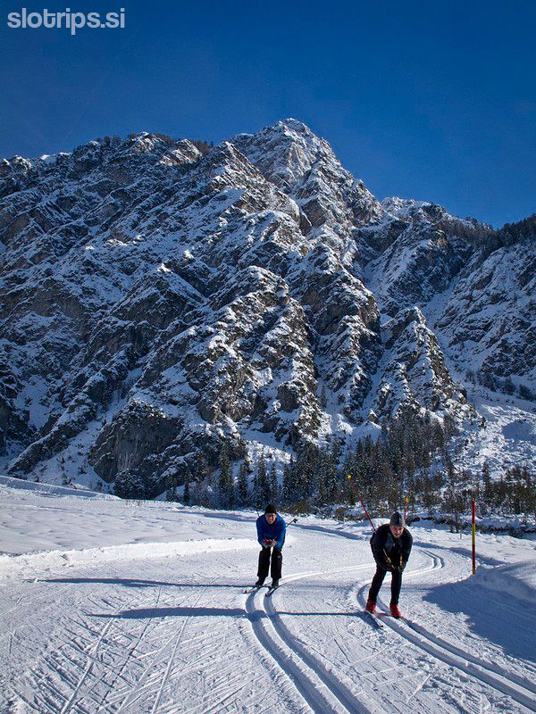 Pin en Nordic skiing