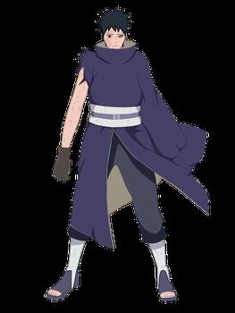 Uchiha Obito Render By Andrehatake Bikini Naruto