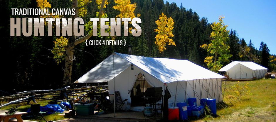 Davis Tent u0026 Awning provides the best handmade canvas tents and wall tents on the market. Shop our durable affordable canvas tents here! & Wall Tents Canvas Tents canvas wall tent canvas wall tent ...
