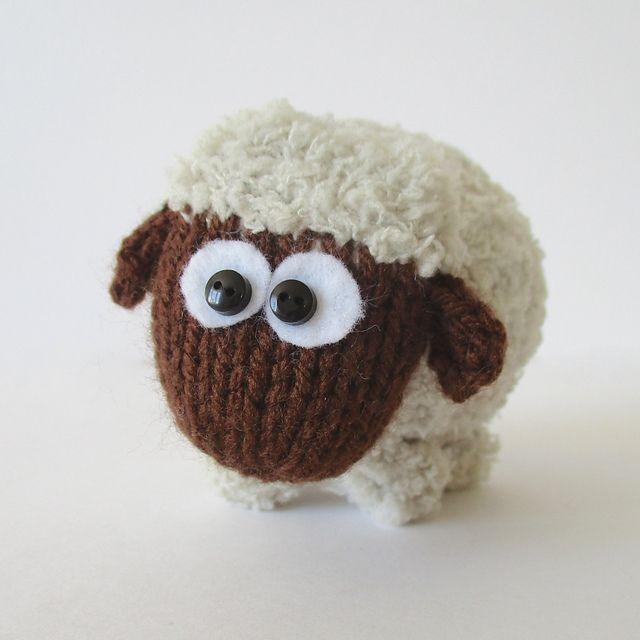 Baa Bara The Sheep Pattern By Amanda Berry Ravelry Patterns And