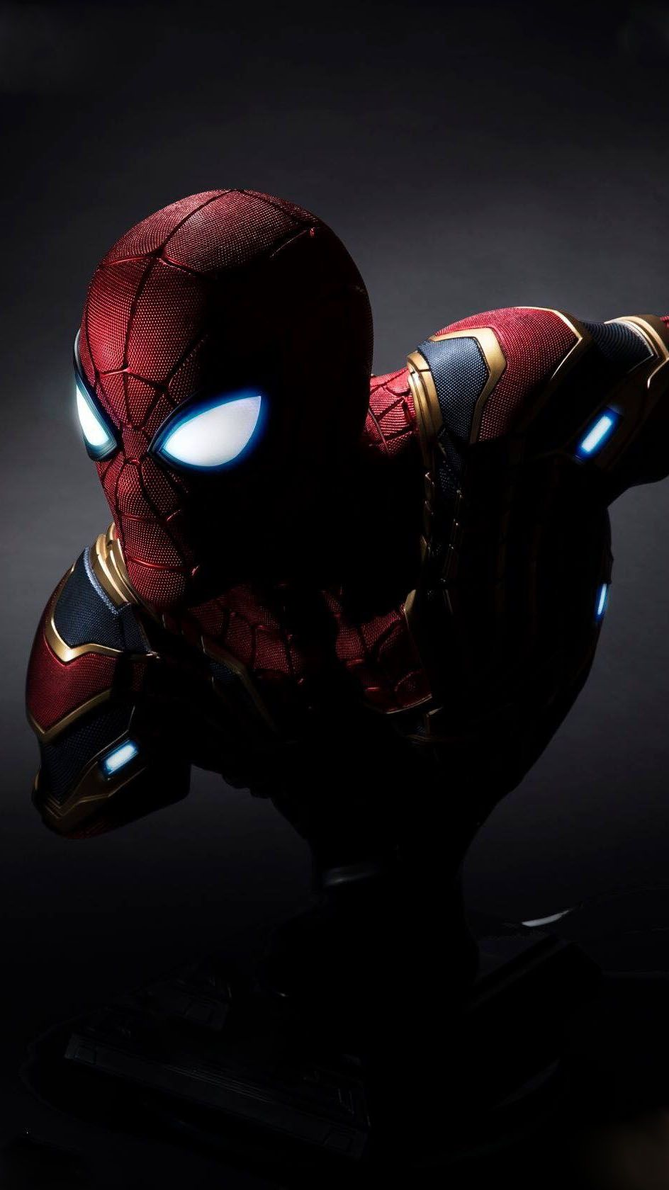 IronSpiderFarFromHomeiPhoneWallpaper iPhone