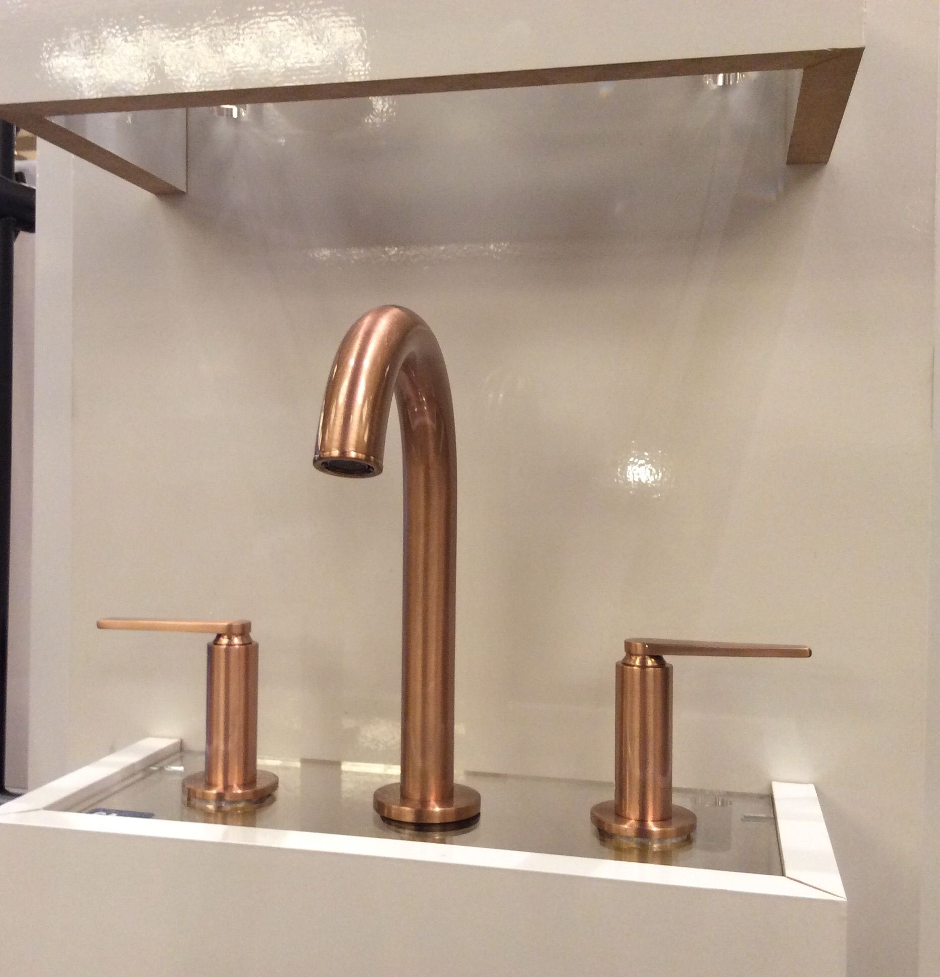 Fresh Unlacquered Brass Bathroom Faucet Bathroom