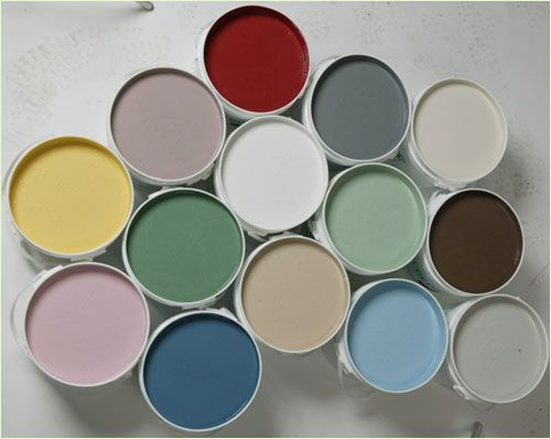 This is great! I never would have thought you could recycle paint.
