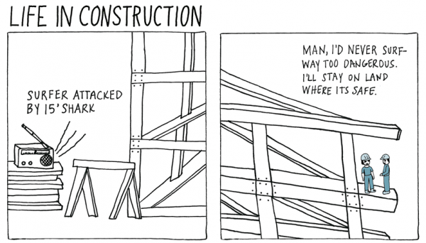 construction cartoons and humor Life in Construction
