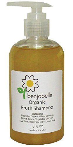 Benjabelle Organic Brush Shampoo Benjabelle