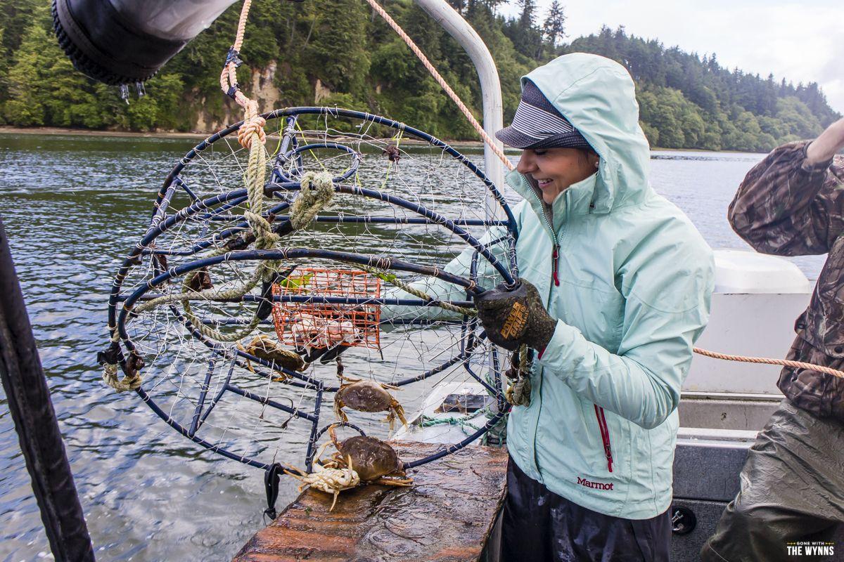 A Perfect Oregon Trip Crabbing, Clamming & Craft Beer
