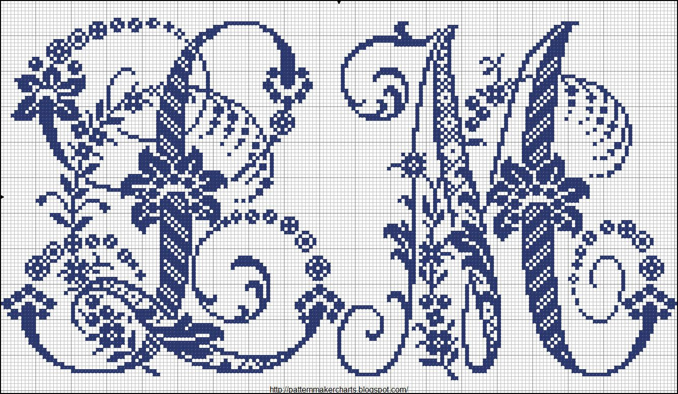 free easy cross  pattern maker  pcstitch charts   free