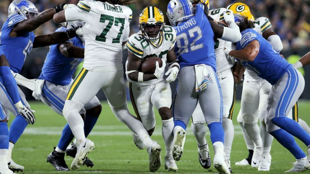 How to watch Packers vs Lions live stream NFL football