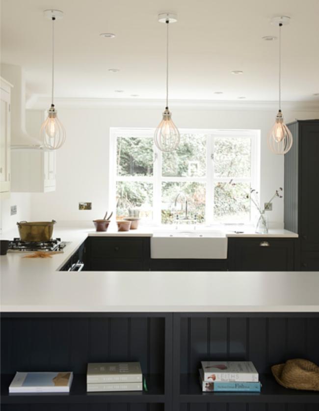 Clapham Shaker Kitchen: Kitchens And Kitchen Remodeling