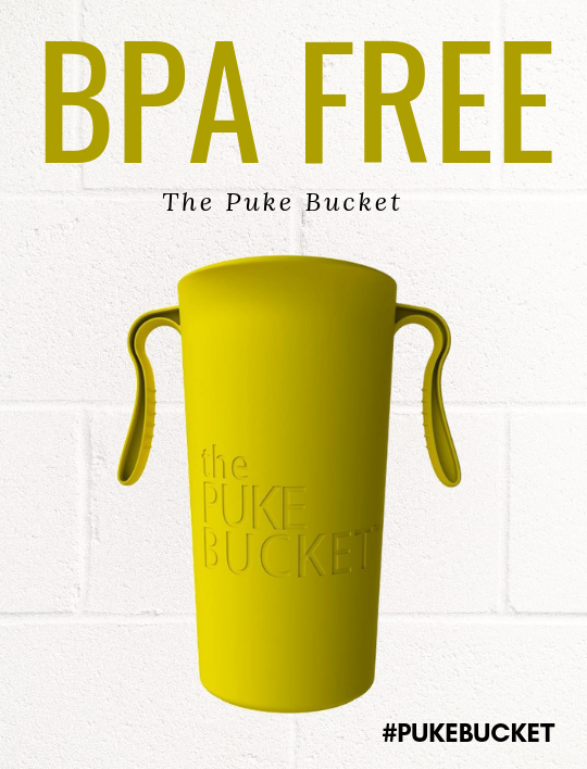 The Puke Bucket Is Easy To Clean And Reuse Dishwasher Safe And Bpa Free Order Yours Today Bpafree Puke Bucket Dishwasher Safe Cleaning