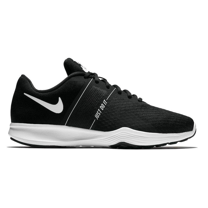 wholesale dealer d80b5 e5deb Nike City Trainer 2 Womens Cross Training Shoes, Black