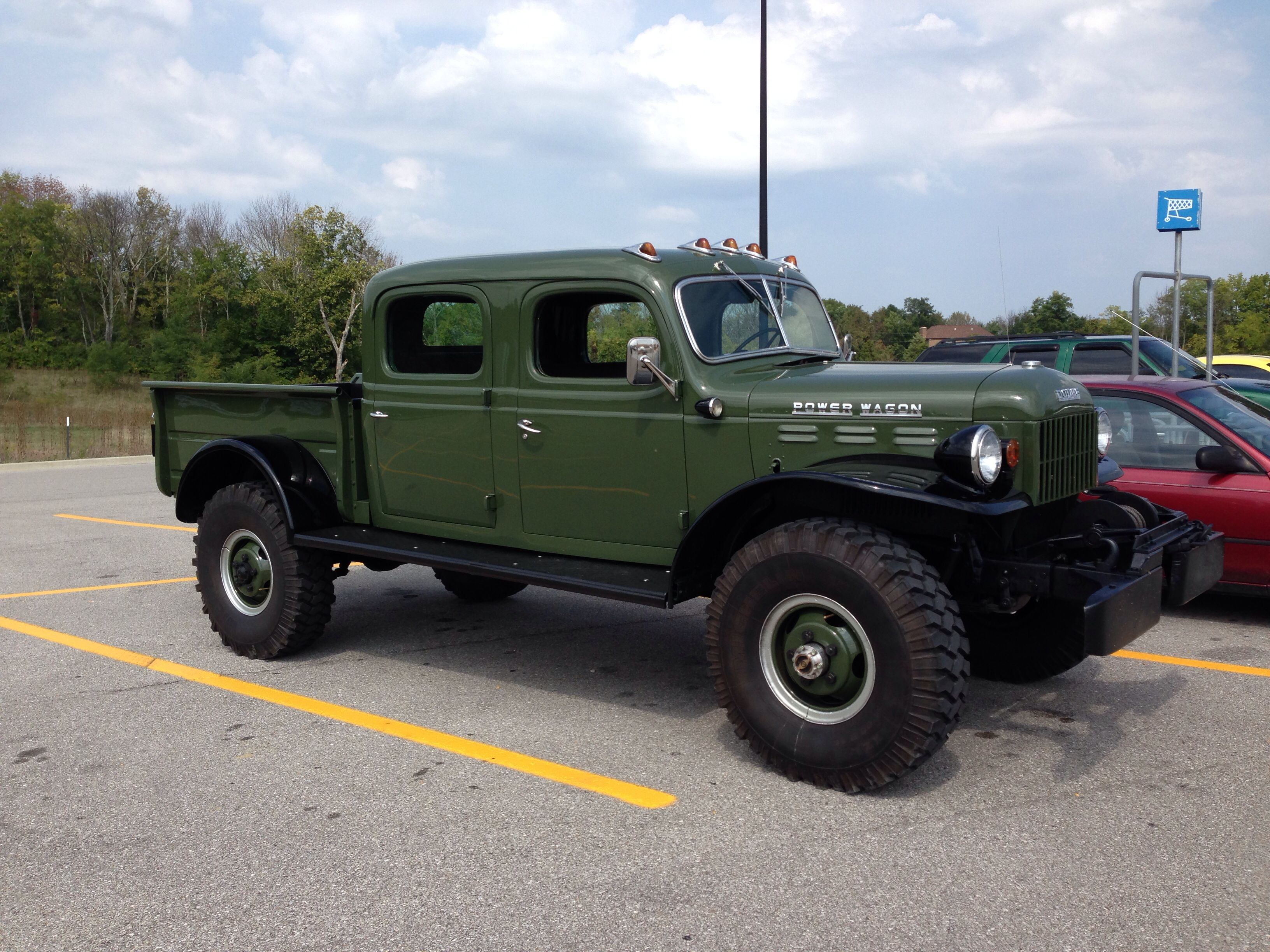 63 Power Wagon >> Dodge Power Wagon Crew Cab I Want Vehicles I Want Pinterest