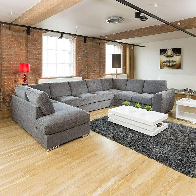 Pin By Jane Marino On Sofa U Shaped Sofa Sofa Set Large Sofa