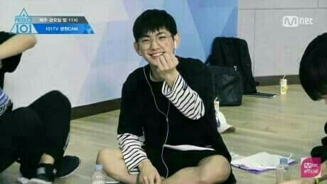Produce 101 moment