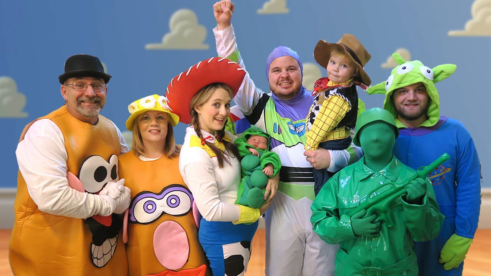 Toy Story Halloween Special Daily Bumps Halloween