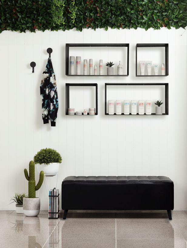Living Room Interior Design Pdf: Salon Interior Design Ideas: Urban Jungle Salon Furniture