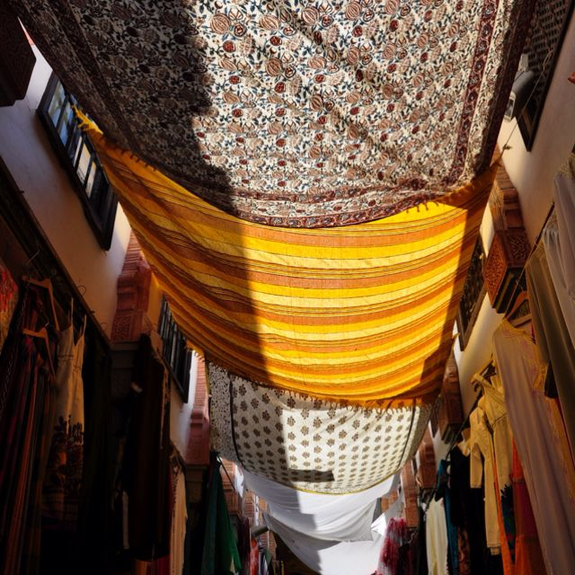 The labyrinth of the Granada alley