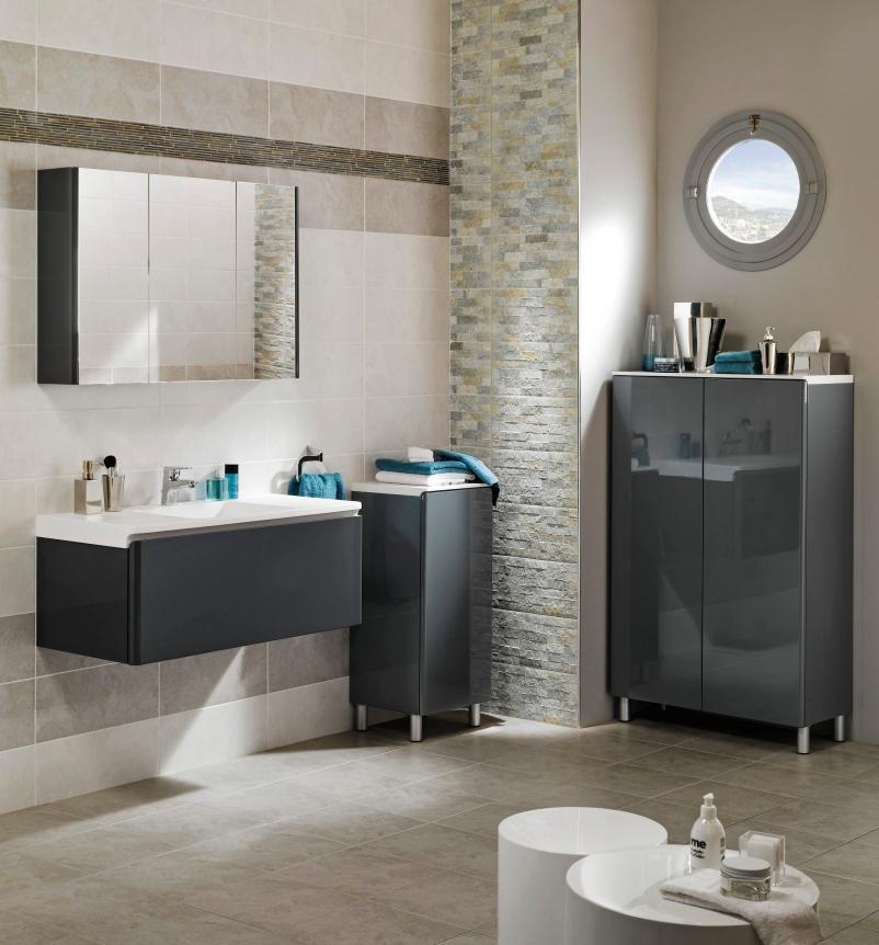 La finition laqu e des meubles de salle de bain gloss for Finition de salle de bain