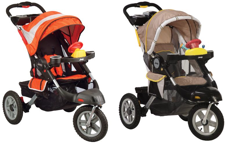 Another 'Jeep Liberty' recall this one's a stroller