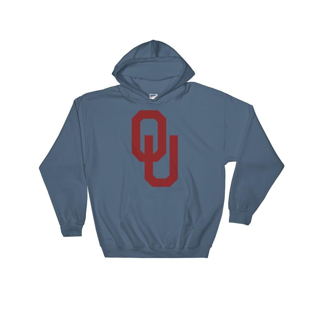 OU Oklahoma University Hooded Sweatshirt
