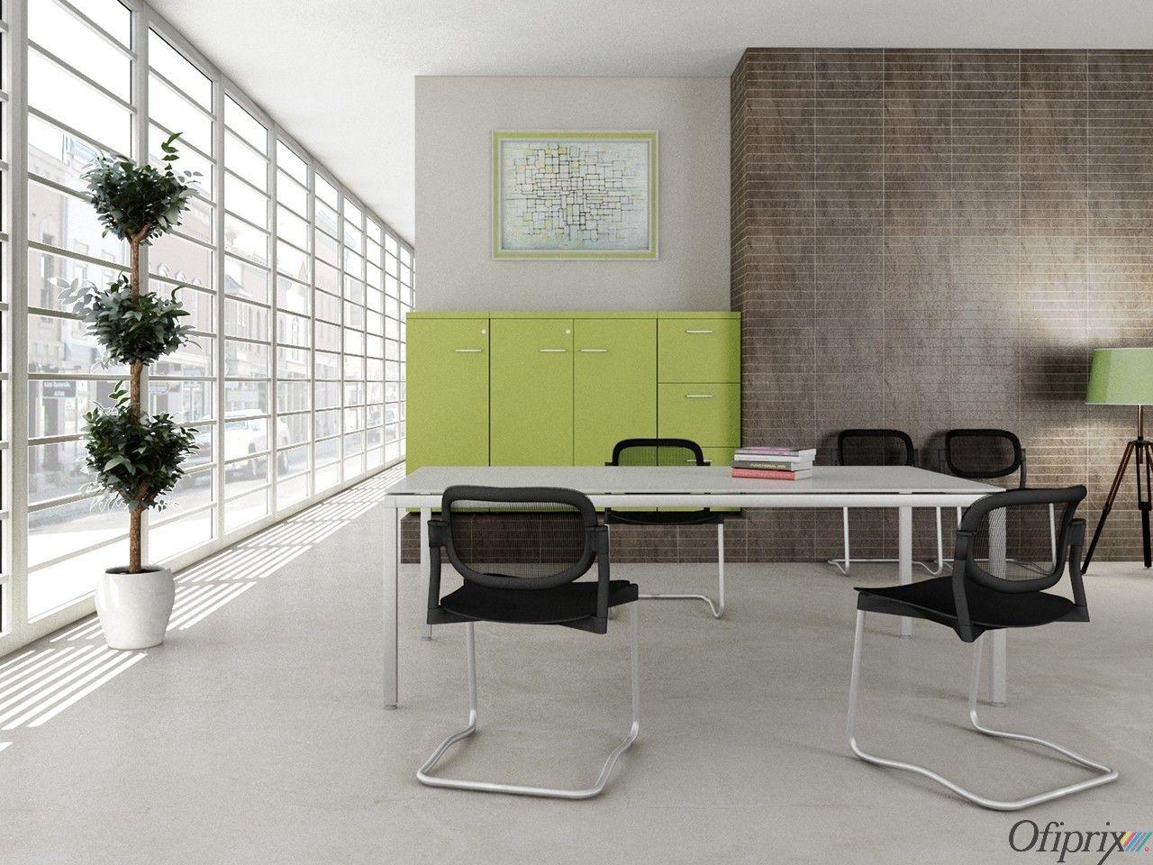 Mesas de despacho modernas serie link class mesas de for Mesas de despacho modernas