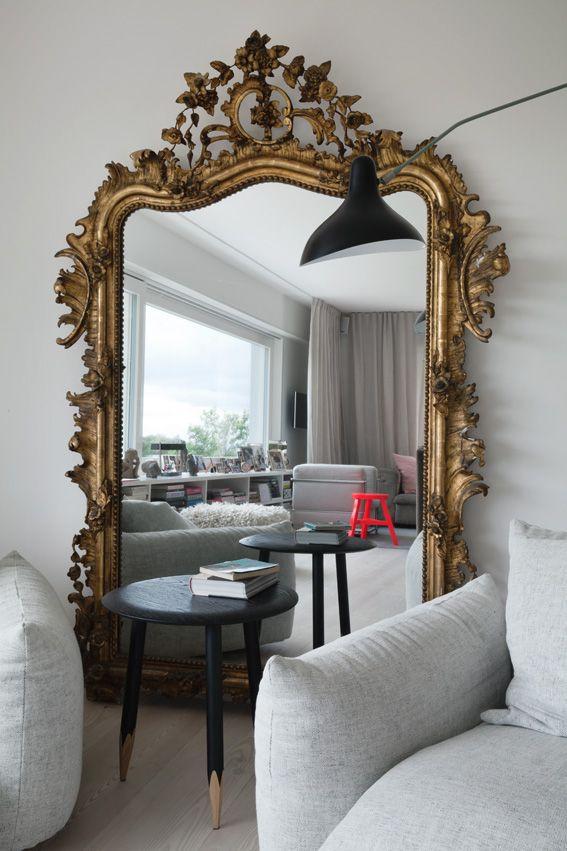 in der dunklen jahreszeit wird das licht in der wohnung ein wichtiges thema da mirror. Black Bedroom Furniture Sets. Home Design Ideas