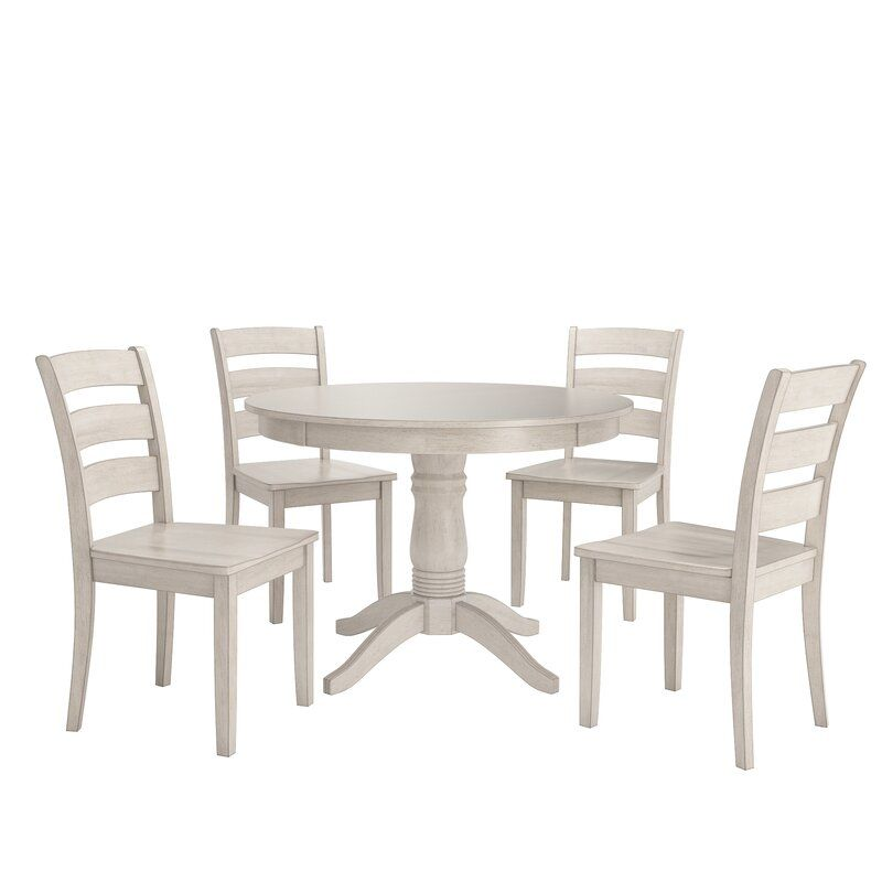 Pin By Lauren Olanoff On Kitchen Tables In 2021 Round Dining Table Sets Dining Table Round Dining Table