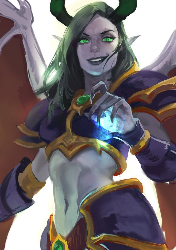 Lets share our favorite Warcraft fan-art! - Page 264