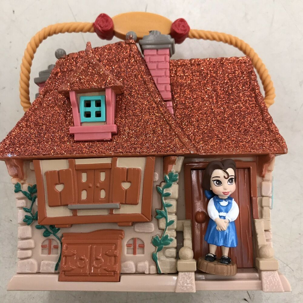 Disney Authentic Animators Collection Littles Belle Micro Mini Doll Play Set Ebay Doll Play Disney Animators Collection Playset