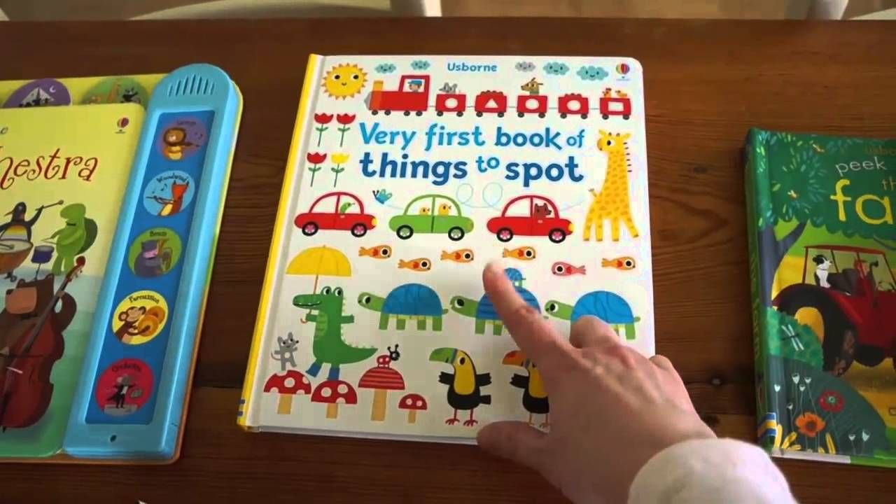 Best usborne board books for babies and toddlers board