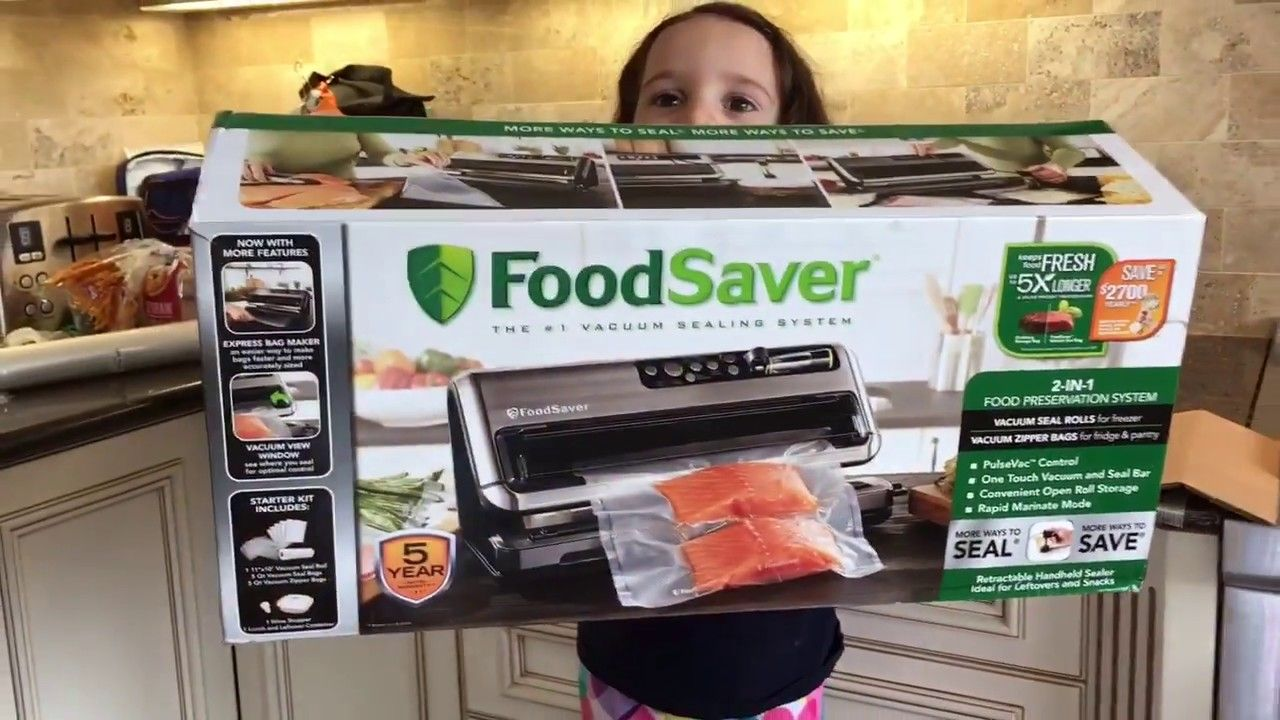 Foodsaver our familys review vacuum sealin g system