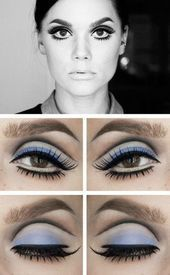 Twiggy Eyes – #Eyes #Twiggy  Twiggy Eyes – #Augen #Twiggy    This image has get … - Popular