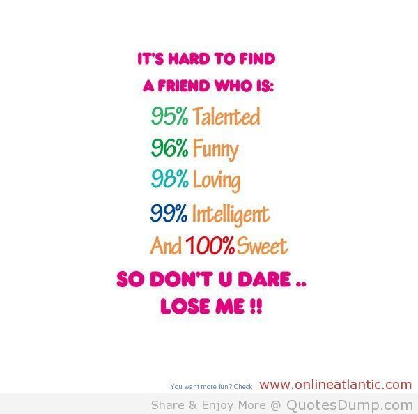 Funny Friendship Quotes to make you laugh (7) | Quotes ...