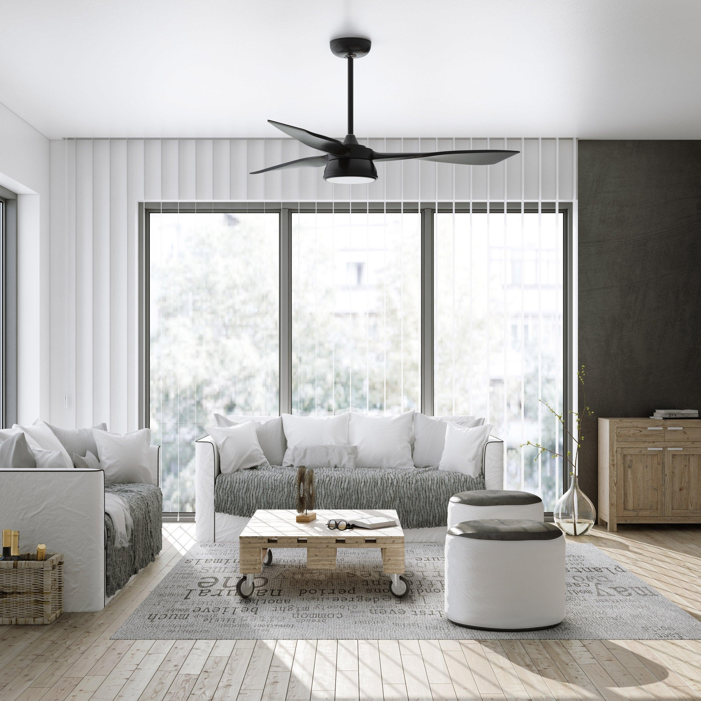 Ventilateur Chergui Inspire Bronze Décoration Maison