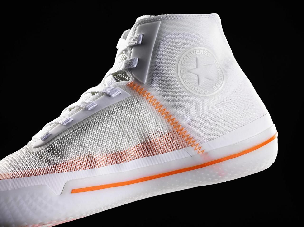 Converse and Nike debut All Star Pro BB basketball shoe
