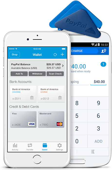 PayPal Mobile Payments and Mobile Apps PayPal Mobile